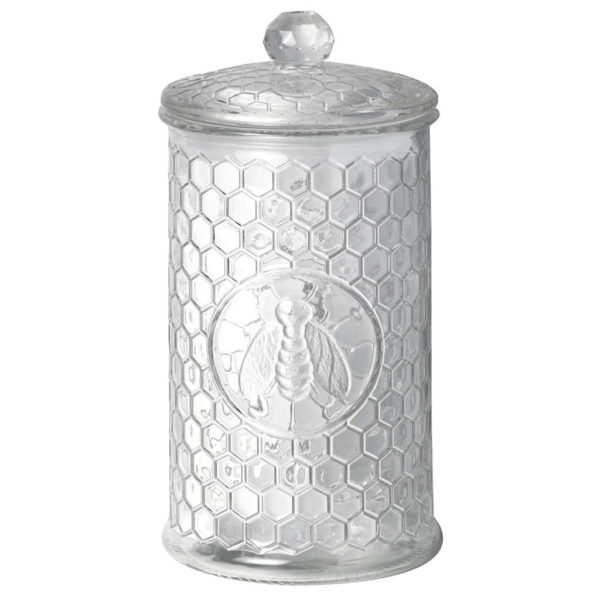 Honey Bee Storage Jar