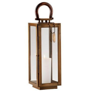 Colonial Brass Lantern