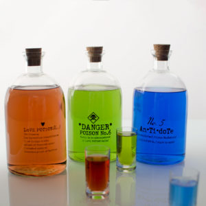 Potion Bottles Set