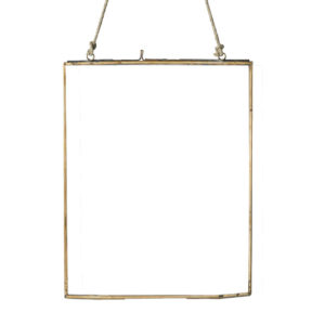 Portrait Copper Frame